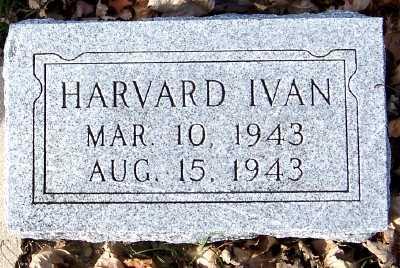 SANDBULTE, HARVARD IVAN - Sioux County, Iowa   HARVARD IVAN SANDBULTE
