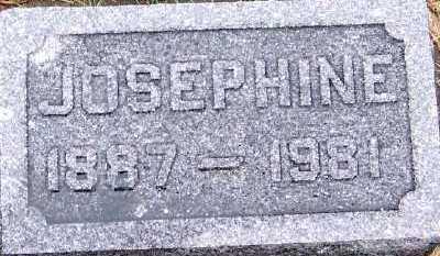 SANDSCHULTE, JOSEPHINE - Sioux County, Iowa   JOSEPHINE SANDSCHULTE
