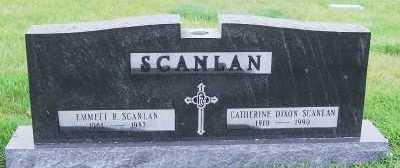 SCANLAN, EMMETT R. (1902-1982) - Sioux County, Iowa | EMMETT R. (1902-1982) SCANLAN
