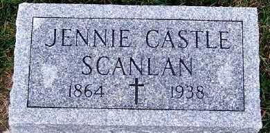 SCANLAN, JENNIE - Sioux County, Iowa | JENNIE SCANLAN