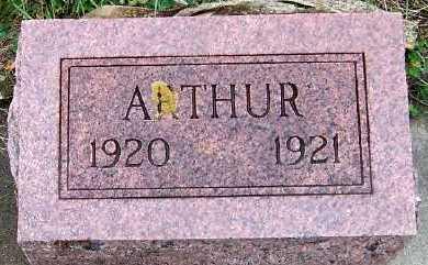 SCHEMMER, ARTHUR - Sioux County, Iowa | ARTHUR SCHEMMER
