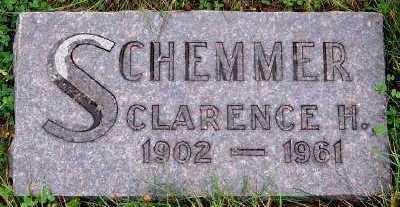SCHEMMER, CLARENCE H. - Sioux County, Iowa | CLARENCE H. SCHEMMER