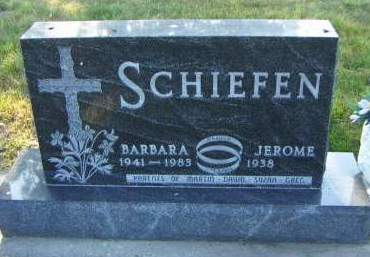 SCHIEFEN, BARBARA - Sioux County, Iowa | BARBARA SCHIEFEN