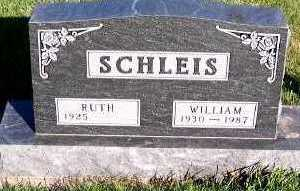 SCHLEIS, WILLIAM - Sioux County, Iowa | WILLIAM SCHLEIS