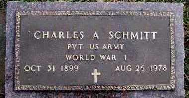 SCHMITT, CHARLES A. - Sioux County, Iowa | CHARLES A. SCHMITT