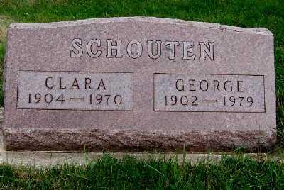 SCHOUTEN, CLARA - Sioux County, Iowa | CLARA SCHOUTEN