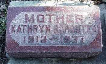SCHOUTEN, KATHRYN - Sioux County, Iowa | KATHRYN SCHOUTEN