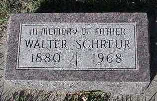 SCHREUR, WALTER - Sioux County, Iowa | WALTER SCHREUR