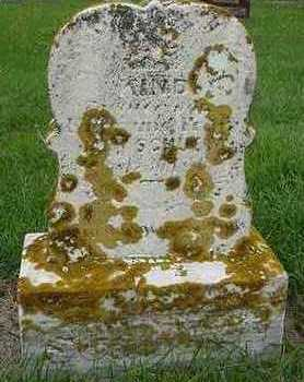 SCHUETTE, CHILD OF  D.1880 - Sioux County, Iowa | CHILD OF  D.1880 SCHUETTE