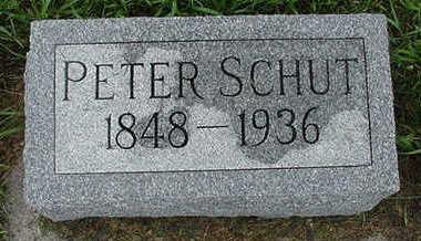 SCHUT, PETER - Sioux County, Iowa | PETER SCHUT
