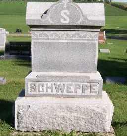SCHWEPPE, HEADSTONE - Sioux County, Iowa | HEADSTONE SCHWEPPE