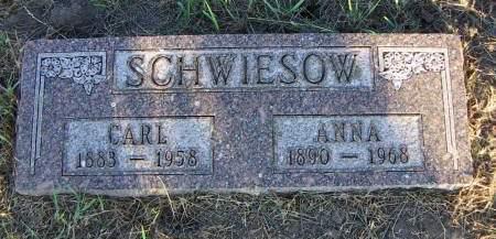 SCHWIESOW, CARL - Sioux County, Iowa | CARL SCHWIESOW