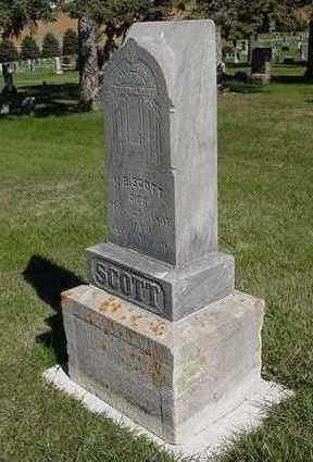 SCOTT, N. B. - Sioux County, Iowa | N. B. SCOTT