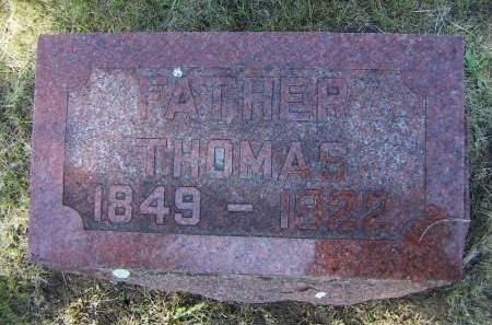 SEDGWICK, THOMAS - Sioux County, Iowa | THOMAS SEDGWICK