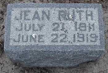 SHAFFER, JEAN RUTH - Sioux County, Iowa | JEAN RUTH SHAFFER