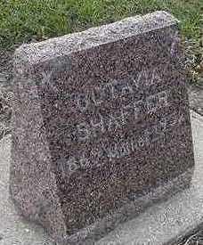 SHAFFER, OCTAVIA - Sioux County, Iowa   OCTAVIA SHAFFER