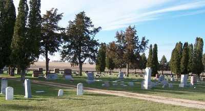 SHERIDAN TOWNSHIP, CEMETERY - Sioux County, Iowa | CEMETERY SHERIDAN TOWNSHIP