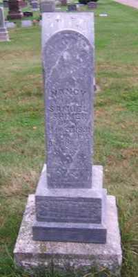 SHIMER, NANCY (MRS. SAMUEL) - Sioux County, Iowa   NANCY (MRS. SAMUEL) SHIMER