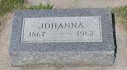 SHORT, JOHANNA - Sioux County, Iowa | JOHANNA SHORT