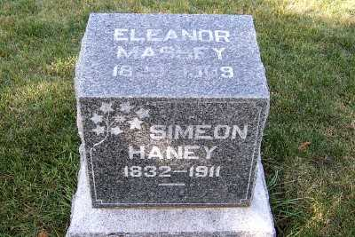 SIMEON, HANEY - Sioux County, Iowa | HANEY SIMEON