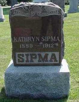 SIPMA, KATHRYN N. - Sioux County, Iowa | KATHRYN N. SIPMA