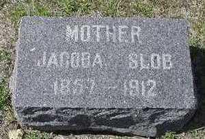 SLOB, JACOBA  D.1912 - Sioux County, Iowa | JACOBA  D.1912 SLOB