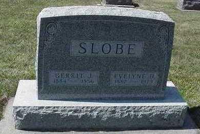 SLOBE, EVELYNE H. (MRS. GERRIT J.) - Sioux County, Iowa | EVELYNE H. (MRS. GERRIT J.) SLOBE