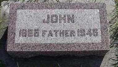 SMEENK, JOHN - Sioux County, Iowa | JOHN SMEENK