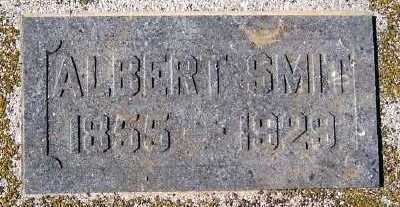 SMIT, ALBERT (1855-1929) - Sioux County, Iowa | ALBERT (1855-1929) SMIT
