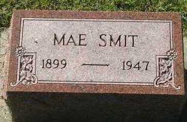 SMIT, MAE - Sioux County, Iowa | MAE SMIT