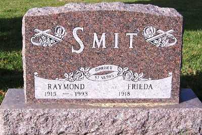 SMIT, RAYMOND - Sioux County, Iowa | RAYMOND SMIT