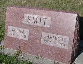 SMIT, LAMMIGHE - Sioux County, Iowa   LAMMIGHE SMIT