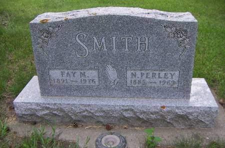 SMITH, N. PERLEY - Sioux County, Iowa | N. PERLEY SMITH