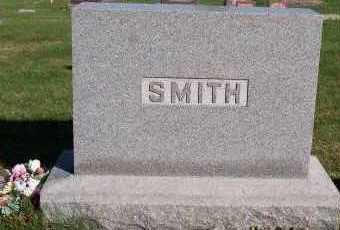 SMITH, HEADSTONE - Sioux County, Iowa | HEADSTONE SMITH