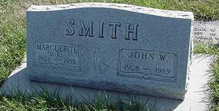SMITH, JOHN W. - Sioux County, Iowa | JOHN W. SMITH