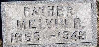 SMITH, MELVIN B. - Sioux County, Iowa | MELVIN B. SMITH