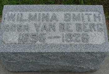 SMITH, WILMINA - Sioux County, Iowa | WILMINA SMITH