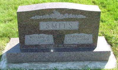 SMITS, WILLIAM J. - Sioux County, Iowa   WILLIAM J. SMITS