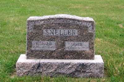 SNELLER, GERTIE - Sioux County, Iowa | GERTIE SNELLER