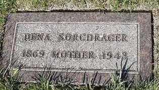 SORGDRAGER, DENA - Sioux County, Iowa | DENA SORGDRAGER