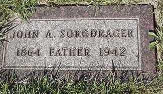 SORGDRAGER, JOHN - Sioux County, Iowa | JOHN SORGDRAGER
