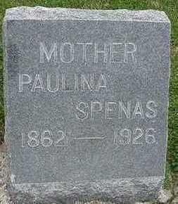 SPENAS, PAULINA - Sioux County, Iowa | PAULINA SPENAS