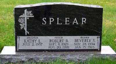 SPLEAR, BEVERLY S. - Sioux County, Iowa | BEVERLY S. SPLEAR