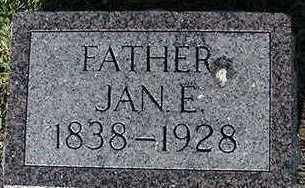 STARKENBURG, JAN E. (FATHER) - Sioux County, Iowa | JAN E. (FATHER) STARKENBURG