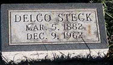 STECK, DELCO - Sioux County, Iowa | DELCO STECK