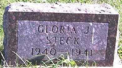 STECK, GLORIA J. - Sioux County, Iowa | GLORIA J. STECK