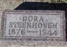 STEENHOVEN, DORA - Sioux County, Iowa | DORA STEENHOVEN