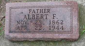 STEFFEN, ALBERT F. - Sioux County, Iowa   ALBERT F. STEFFEN