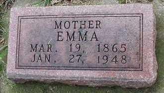 STEFFEN, EMMA - Sioux County, Iowa | EMMA STEFFEN