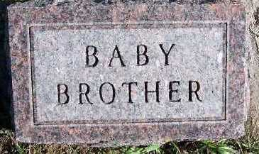 STEINBERG, BABY BROTHER #2 - Sioux County, Iowa | BABY BROTHER #2 STEINBERG
